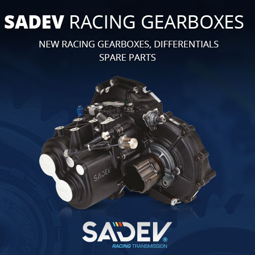 SADEV racing gearboxes for rally, circuit, baja, offroad and hillcimbing, differentials and other accessories for gearbox